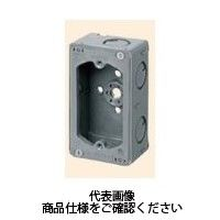 未来工業 埋込スイッチボックス(平塗代付) プラスチック製セーリスボックス CSW-1NF 1セット(10個)(直送品)