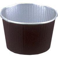 ベーキングカップ ND-50FCL(38H)焦茶 5131246 1包:2000枚(100×20) 伊藤景パック産業(直送品)