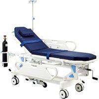 メディストレッチャー用酸素ボンベ架 ホワイト 24-6950-00 松吉医科器械(直送品)