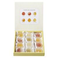 彩果の宝石 フラワーゼリーコレクション R12 1個 伊勢丹の紙袋付き 手土産ギフト