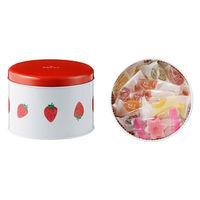 彩果の宝石 ストロベリー缶 S10 1個 伊勢丹の紙袋付き 手土産ギフト