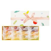 三越伊勢丹〈彩果の宝石〉カジュアルボックス CB15 1個 伊勢丹の紙袋付き 手土産ギフト 洋菓子