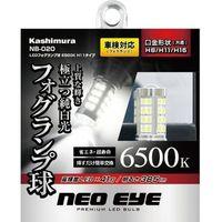 カシムラ LEDフォグランプ球 6500K H11タイプ NB-020(取寄品)