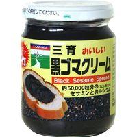 三育フーズ 黒ゴマクリーム 190g×12 0222742 1ケース(12入)(直送品)