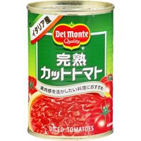 デルモンテ 完熟カットトマト 400g×6 0238559 1ケース(6入)(直送品)