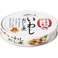 国分グループ本社 KK 日本のだし煮 いわし だし煮 EO缶 OV120×24 0317851 1ケース(24入)(直送品)