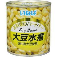 いなば食品 大豆水煮 5号缶×6 0203065 1ケース(6入)(直送品)