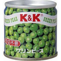 国分グループ本社 K&K グリンピース スタック SS2号缶×6 0217455 1ケース(6入)(直送品)