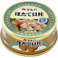 マルハニチロ 帆立貝柱 水煮 割り身EO F3RN缶×24 0362459 1ケース(24入)(直送品)