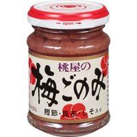 桃屋 梅ごのみ 105g×12 1870324 1ケース(12入)(直送品)