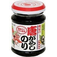 桃屋 江戸むらさき 唐辛子のり 瓶 105g×12 1870207 1ケース(12入)(直送品)