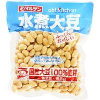 マルサン 国産水煮大豆 150g×20 1862161 1ケース(20入) マルサンアイ(直送品)