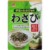 ニチフリ食品 わさびふりかけ 40g×10 1943902 1ケース(10入)(直送品)