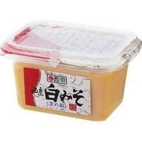 西京味噌 白みそ 京の彩 300g×8 2021017 1ケース(8入)(直送品)