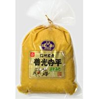 マルモ青木味噌醤油醸造場 善光寺平 味噌 白 袋 1kg×6 2062652 1ケース(6入)(直送品)