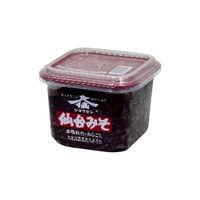 仙台味噌醤油 上仙 本場仙台味噌 カップ 750g×6 2024414 1ケース(6入)(直送品)