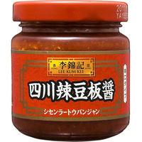 李錦記 四川辣 豆板醤 瓶 90g×12 2079094 1ケース(12入) エスビー食品(直送品)