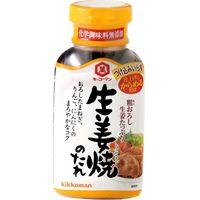 キッコーマン食品 粗おろし 生姜焼のたれ 210g×6 2213602 1ケース(6入)(直送品)