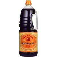 ヒゲタ醤油 徳用こいくちしょうゆ ハンディペット 1.8L×6 2153060 1ケース(6入)(直送品)