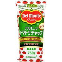 デルモンテ トマトケチャップ マイルド 750g×12 2238625 1ケース(12入)(直送品)