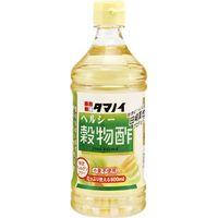 タマノイ酢 ヘルシー穀物酢 ペット 500ml×20 2432251 1ケース(20入)(直送品)