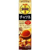 S&B カレープラス チャツネ チューブ 43g×10 2608709 1ケース(10入) エスビー食品(直送品)