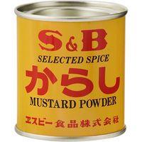 S&B からし 35g×10 2607658 1ケース(10入) エスビー食品(直送品)