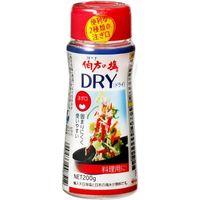 伯方の塩 DRY(ボトル) 200g×5 2951999 1ケース(5入) 伯方塩業(直送品)
