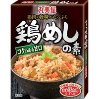 丸美屋 鶏めしの素 箱入 210g×5 2962786 1ケース(5入) 丸美屋食品工業(直送品)