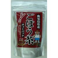 京都茶農業協同組合 鹿児島県産ゴボウ茶ティーバッグ 2g×10袋×10 3814398 1ケース(10入)(直送品)