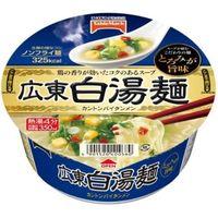 広東白湯麺 カップ 86g×12 5111626 1ケース(12入) テーブルマーク(直送品)