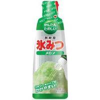 井村屋 氷みつ メロン 330g×12 3804820 1ケース(12入)(直送品)