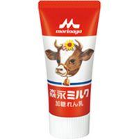 森永乳業 森永練乳(コンデンスミルク) チューブ 120g×12 4270743 1ケース(12入)(直送品)