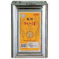 昭和産業 キャノーラ油 16.5kg x1 4524164(直送品)