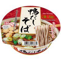 ヤマダイ ニュータッチ 凄麺 鴨だしそば カップ 117g×12 5144487 1ケース(12入)(直送品)