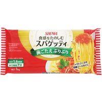 昭和産業 スパゲッティ1.6mm 1Kg×460 5124764 1ケース(460入)(直送品)