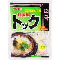 トック 国産 150g×10 5273488 1ケース(10入) ユウキ食品(直送品)