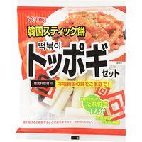 ユウキ トッポギセット 国産 140g×10 5273484 1ケース(10入) ユウキ食品(直送品)