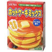 昭和産業 ホットケーキミックス 300g×10 5224267 1ケース(10入)(直送品)