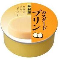 井村屋 缶カスタードプリン 75g×8 5504982 1ケース(8入)(直送品)