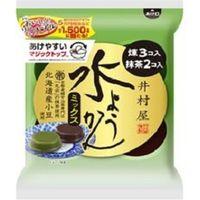 井村屋 水ようかんミックス 62g×5個×10 5504073 1ケース(10入)(直送品)