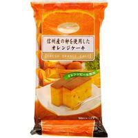 天恵製菓 フレッシュオレンジケーキ 5個×12 5537033 1ケース(12入)(直送品)