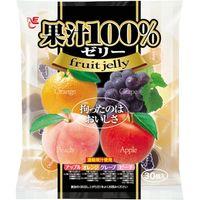 果汁100%ゼリー 30個×12 5507058 1ケース(12入) エースベーカリー(直送品)