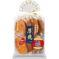 金吾堂製菓 厚焼しょうゆ 7枚×12 5514158 1ケース(12入)(直送品)
