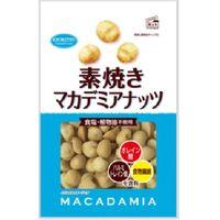 共立食品 素焼きマカデミアナッツ 徳用 120g×12 5514183 1ケース(12入)(直送品)