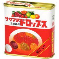 佐久間製菓 サクマ式缶ドロップス 75g×10 5547654 1ケース(10入)(直送品)