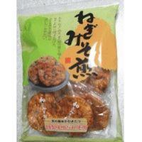 日新製菓 ねぎみそ煎 8枚×12 5549867 1ケース(12入)(直送品)
