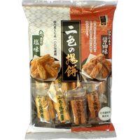 丸彦製菓 二色の揚餅 24個×12 5561994 1ケース(12入)(直送品)