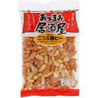 日本橋菓房 おつまみ居酒屋 こつぶ餅ピーナッツ 80g×12 5544085 1ケース(12入)(直送品)