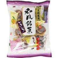 天恵製菓 日本橋菓房 お買得菓房 和風銘菓いろいろ 275g×12 5544614 1ケース(12入)(直送品)